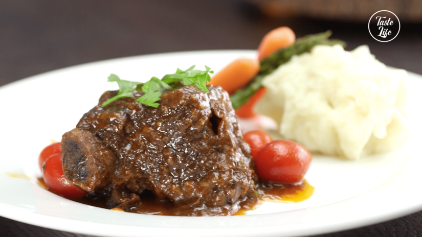 Beef Short Ribs Stew