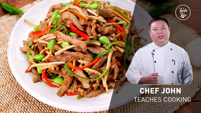 Chef John's Cooking Class   Spicy Beef Stir-Fry