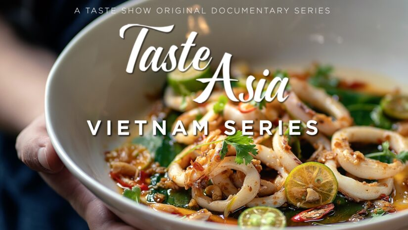 Taste Asia – Season 1 | Episode Guide