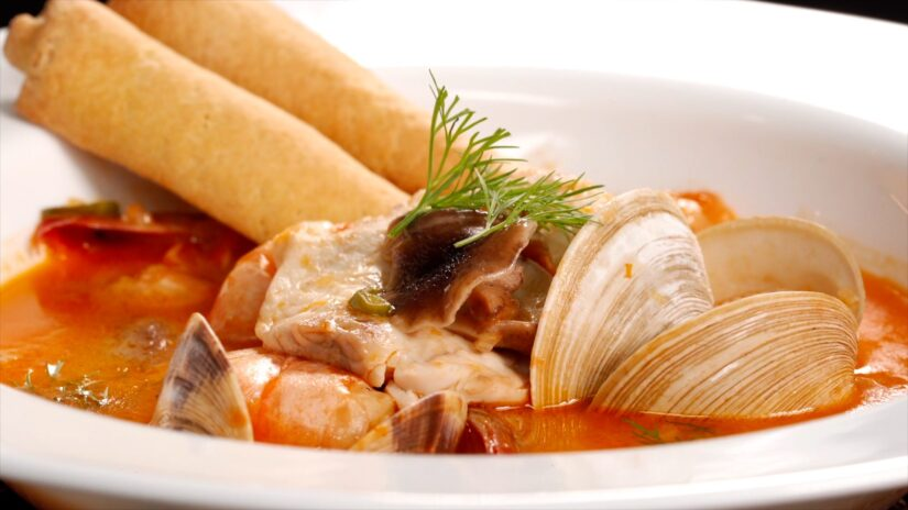 French Seafood Soup