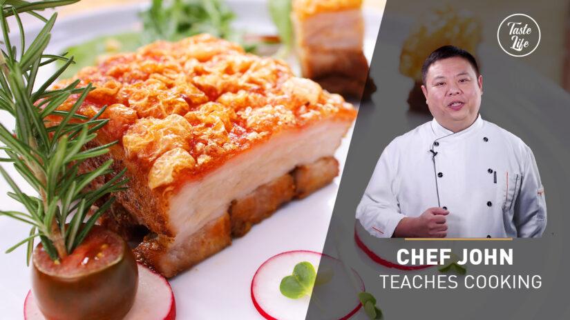 Chef John's Cooking Class | Crispy Pork belly