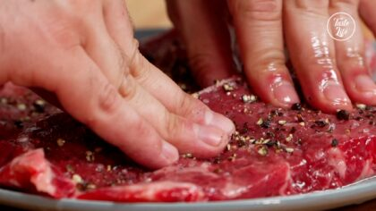 Step 2 [Steak]