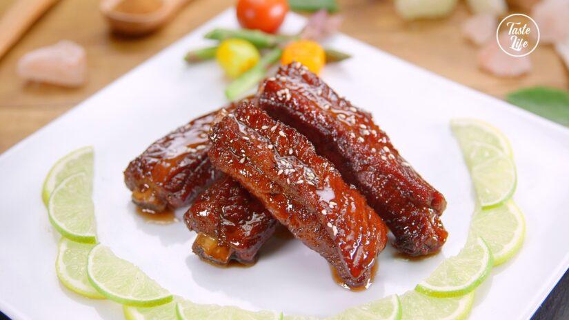 Cola Pork Ribs