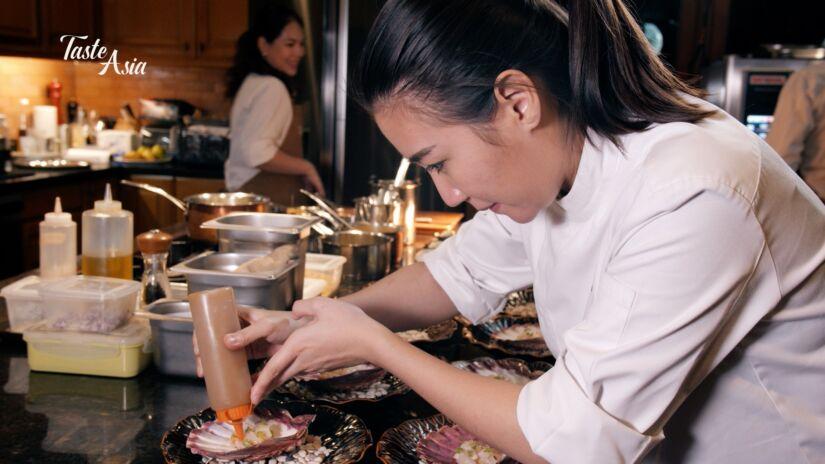 Taste Asia – Season 1   Chef Pam (Pichaya Utharntharm) – The Table by Chef Pam