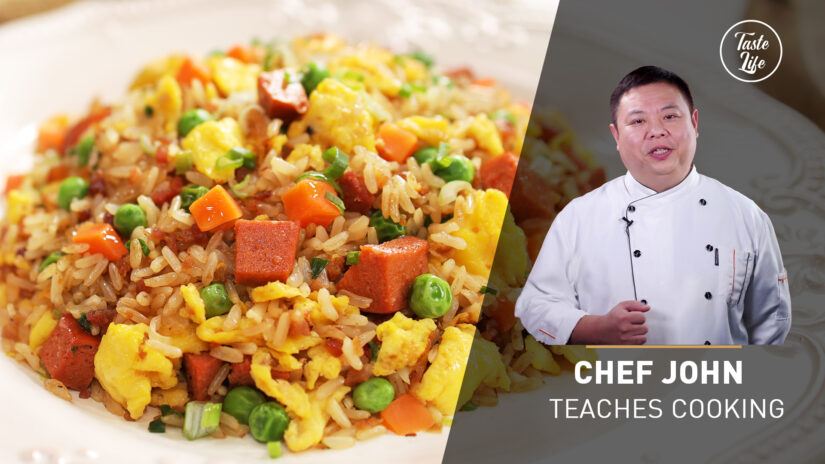 Chef John's Cooking Class | Bacon and Egg Fried Rice