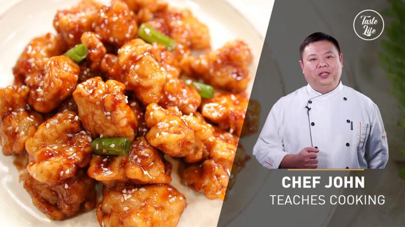 Chef John's Cooking Class | General Tso's Chicken
