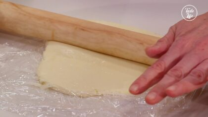 【Butter Layer】Step 2