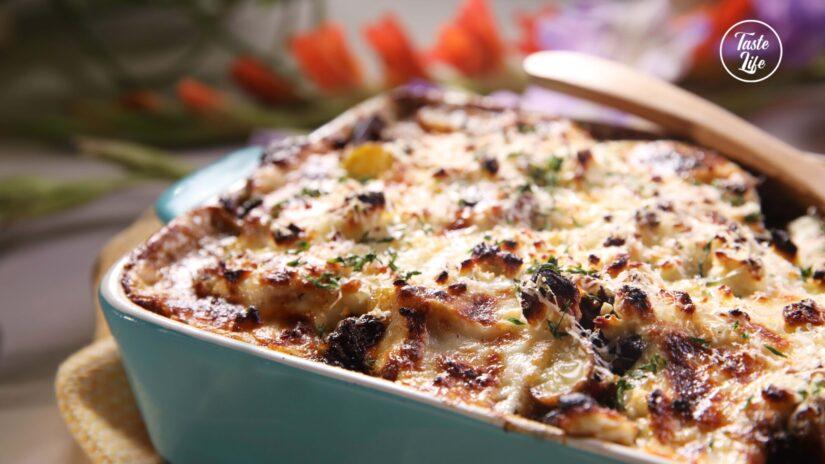 Moussaka – Eggplant Casserole