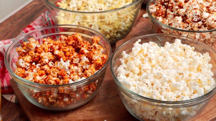 The Best Stovetop Popcorn