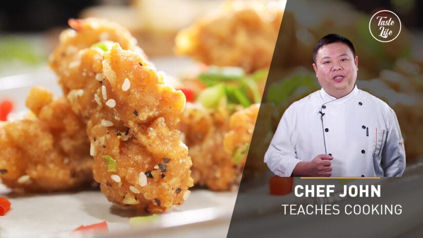 Chef John's Cooking Class   Salt and Pepper Crispy Pork