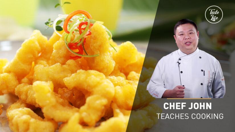 Chef John's Cooking Class   Lemon Fried Fresh Squid