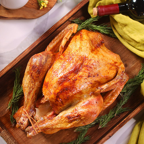 How To Brine A Turkey to Keep It Extra Tender