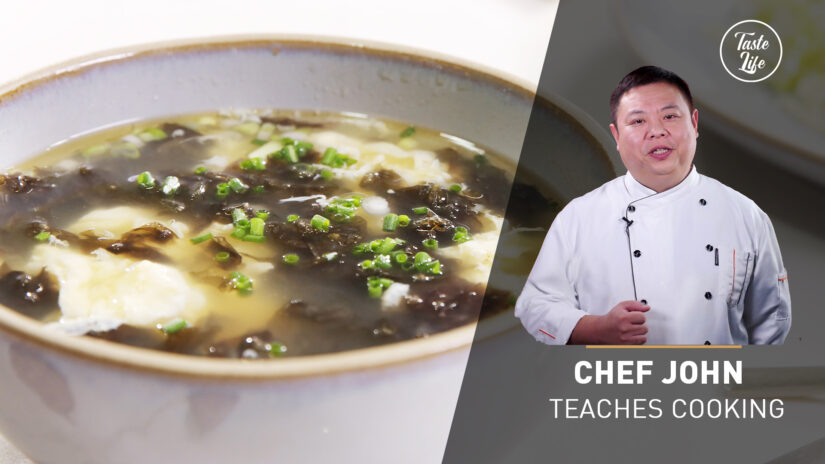Chef John's Cooking Class | Miso Egg Drop Soup