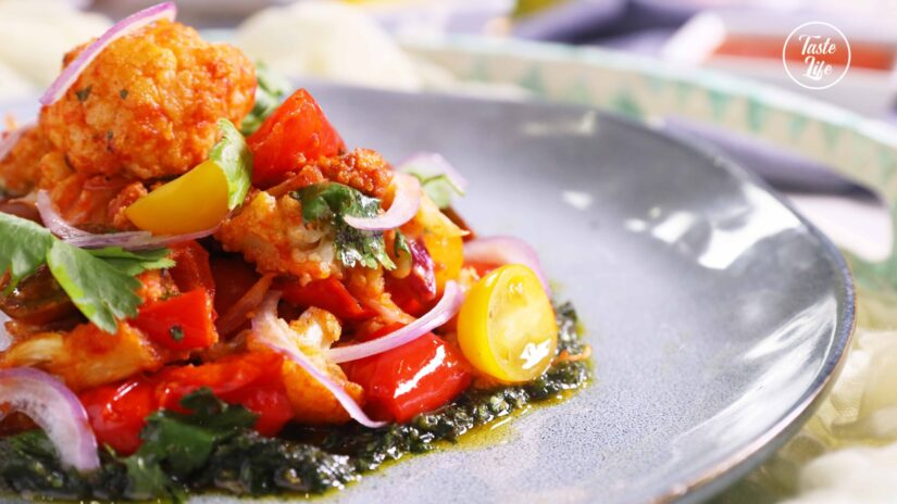 Chermoula Crispy Cauliflower