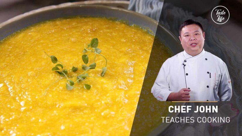 Chef John's Cooking Class | Pumpkin Corn Soup