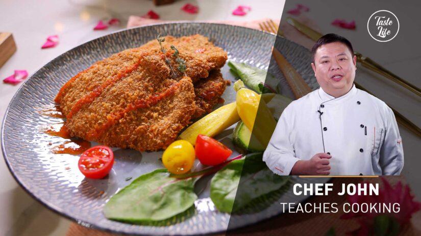 Crispy Beef Cutlet | Chef John's Cooking Class