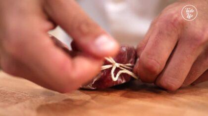 Step 2【Marinade The Filet Mignon】