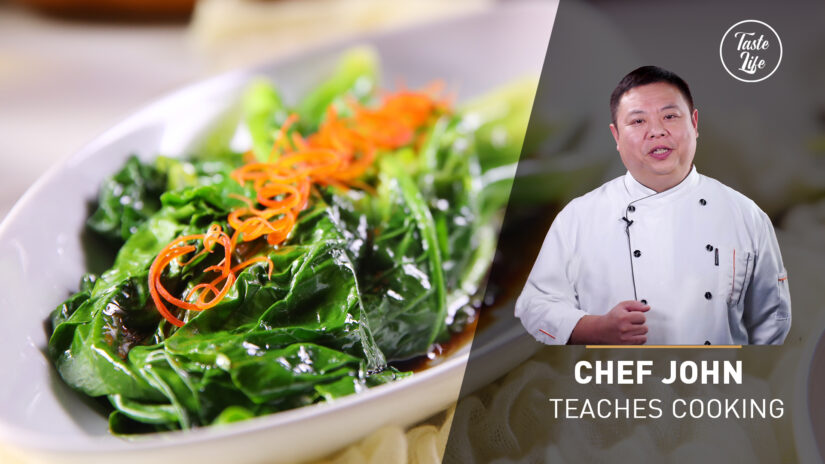 Chef John's Cooking Class   Chinese Broccoli