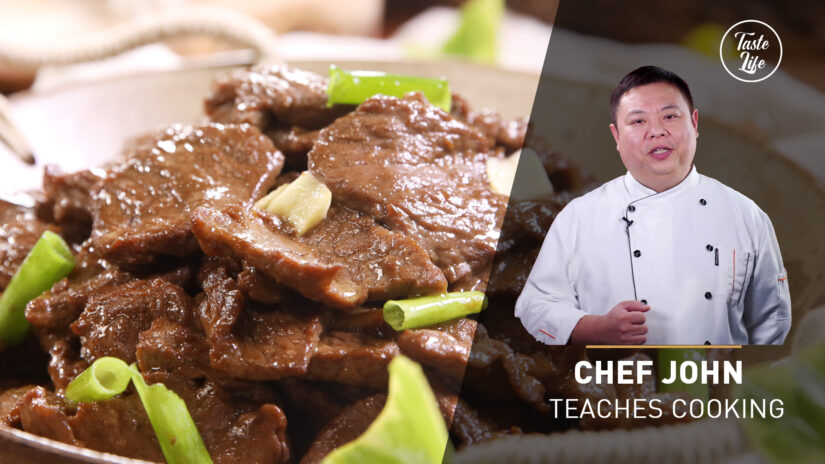 Chef John's Cooking Class | Beef With Oyster Sauce