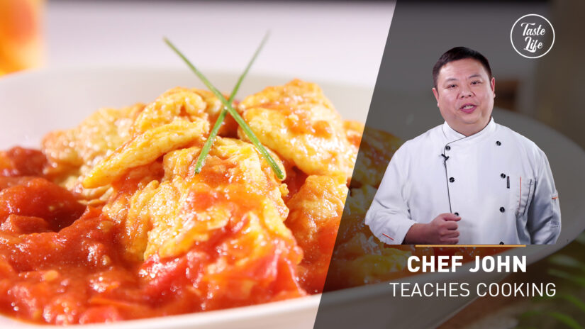 Chef John's Cooking Class | Scrambled Eggs With Tomatoes
