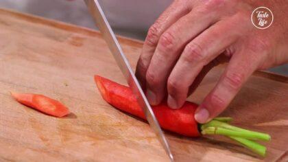 Step 7 【Vegetable】