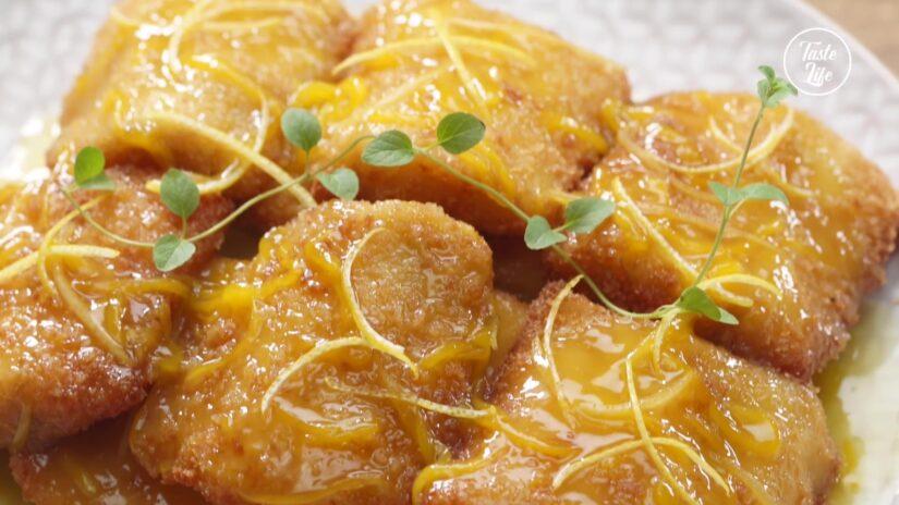 Pan Fried Lemon Fish Fillet