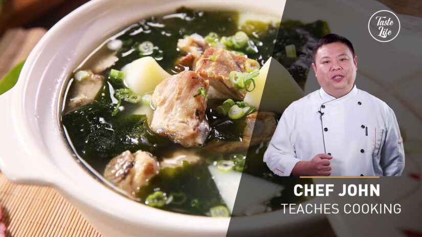 Chef John's Cooking Class | Ribs and Potato Seaweed Soup