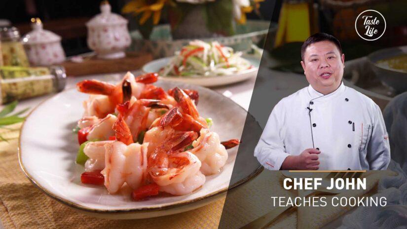 Chef John's Cooking Class | Stir Fry Shrimp