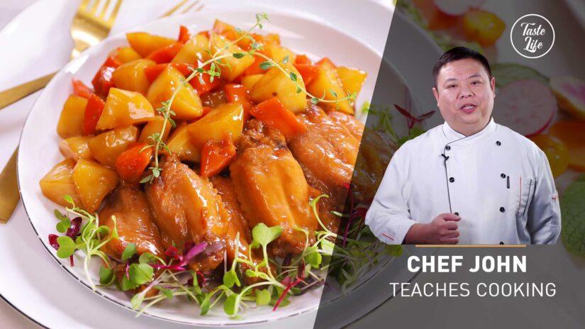 Beer-Braised Chicken | Chef John's Cooking Class
