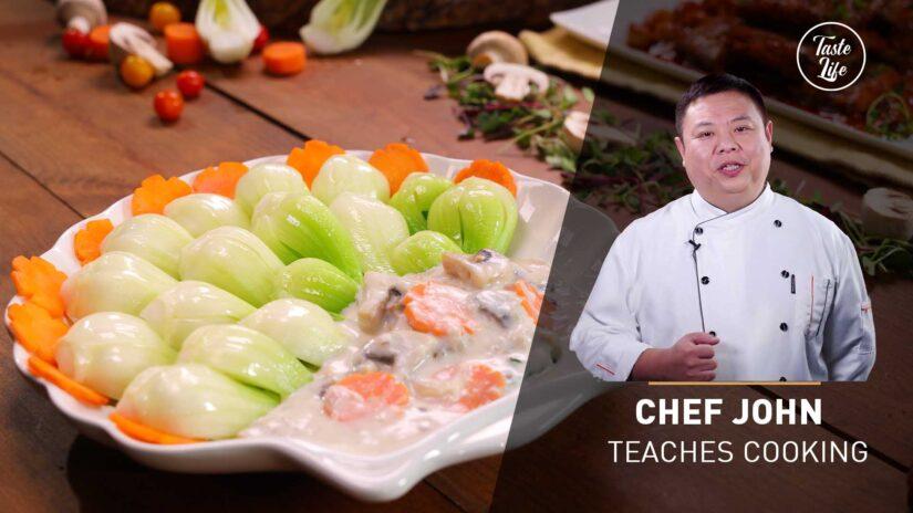 Creamy Bok Choy Salad | Chef John's Cooking Class